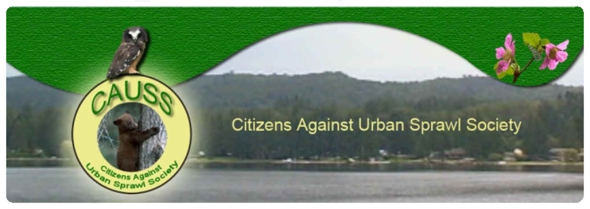 Citizens Against Urban Sprawl Society